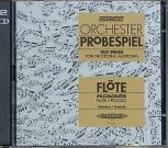 Płyty CD do publikacji: Studia orkiestrowe na flet i flet piccolo / [2xCD] Test Pieces for Orchestral Auditions for Flute and Piccolo / Orchester Probespiel - ed. Christoph Dürichen / Siegfried Kratsch - C. F. Peters - MP8659