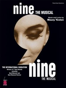 YESTON, MAURY - Nine (2003 Edition) - Vocal Selection - nuty na głos i fortepian - Cherry Lane Music Company/Hal Leonard - HL02502895