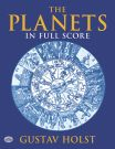 HOLST, GUSTAV - The Planets op.32 / Planety - full score - partytura - reprint wczesnego wydania - Dover Publications Inc. - 0-486-29277-0