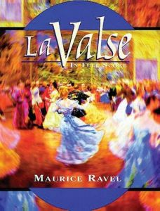 RAVEL, MAURICE - La Valse - Score - partytura - Dover Publications - 0-486-29591-5