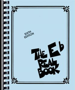The Real Book - Volume I - Eb Edition - Hal Leonard - HL00240225